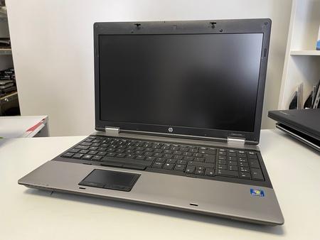 LAPTOP HP Probook 6555b AMD 2.20GHz 4GB 120GB SSD DVD FV23% (1)